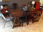 5 1/2 foot Sawhorse Table $400