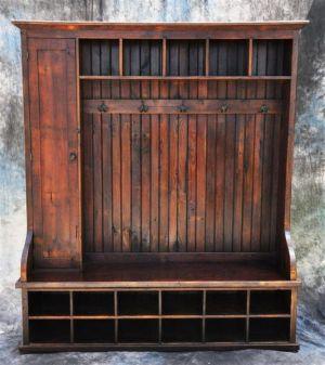 mudroom bench seat plans